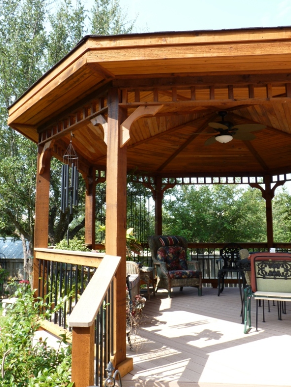 Gazebo in Austin TX