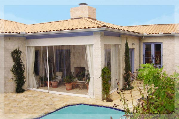 Exceptionnel Climate Control Patio Cover