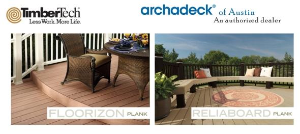 Austin TimberTech dealer - Archadeck of Austin