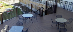 Austin commercial deck contractor Archadeck of Austin
