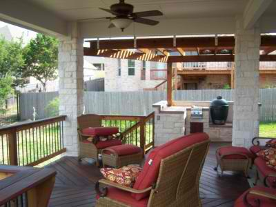 Austin outdoor spaces