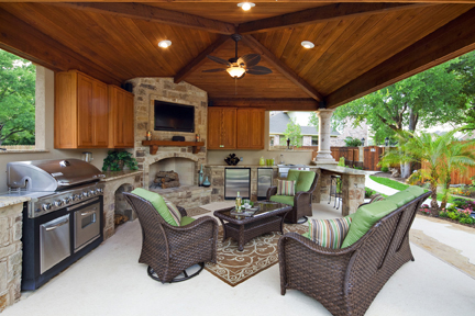 Austin cabana | Austin Decks, Pergolas, Covered Patios, Porches, more