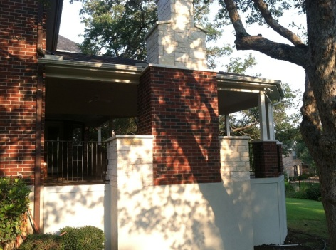 Austin outdoor fireplace experts