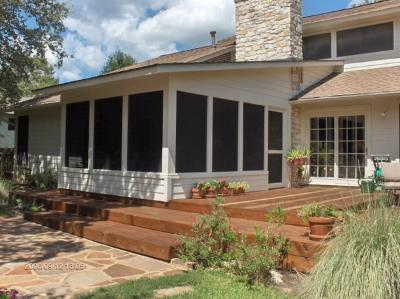 Austin screen porches
