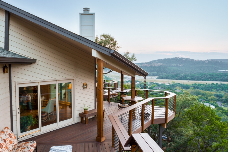 Austin deck and porch builders