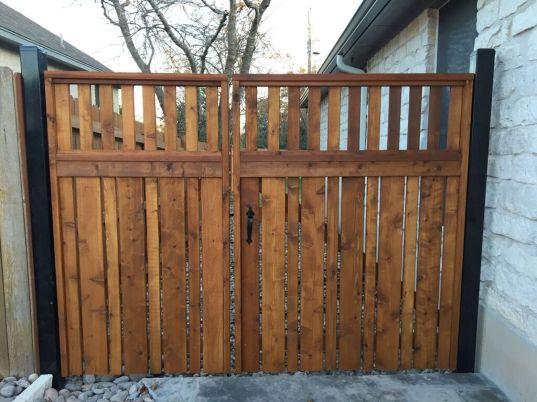 Austin custom gates