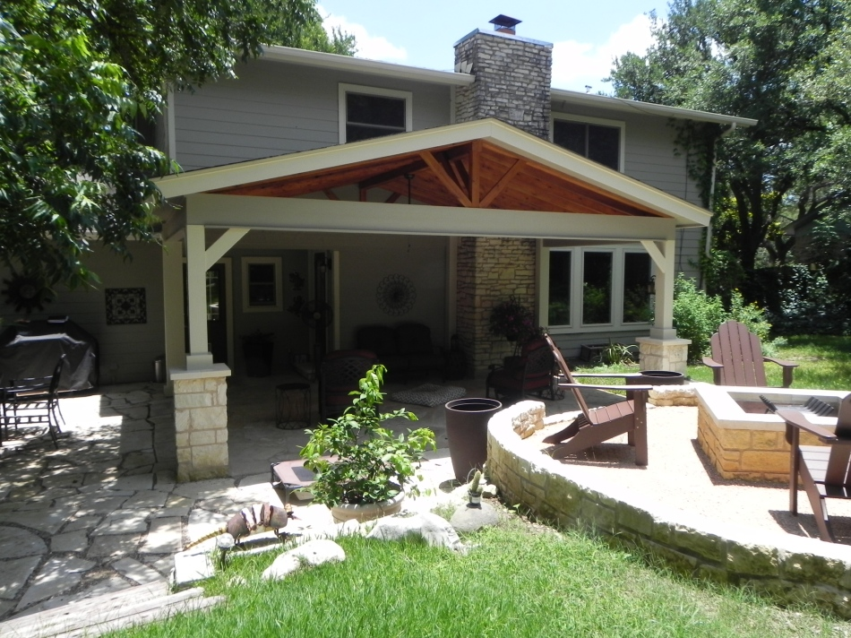 South Austin Patio Builder