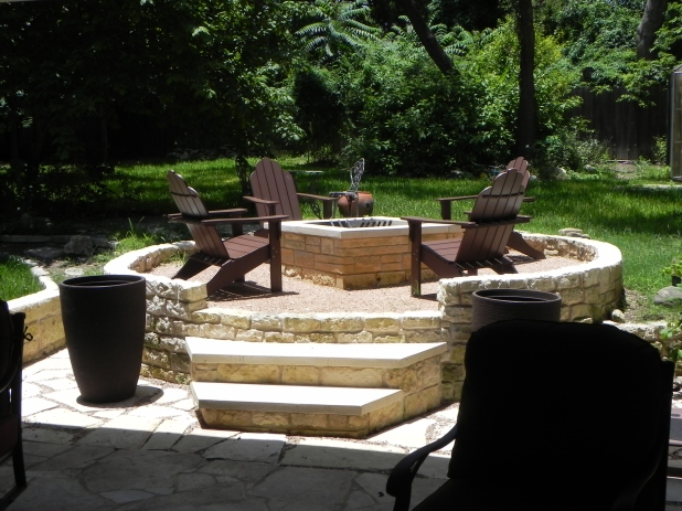 South Austin Detached Fire Pits