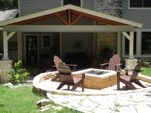 South Austin Outdoor Living Environments