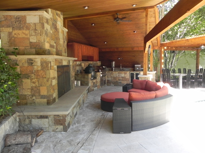Westlake Hills Patio Covers in West Austin
