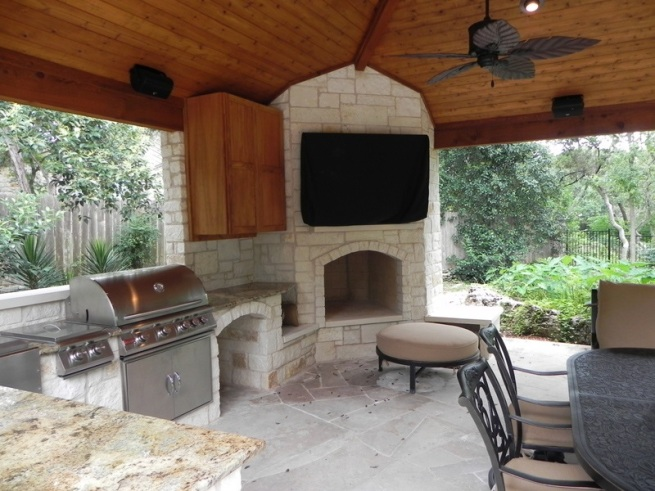 Austin Covered Porch Builder