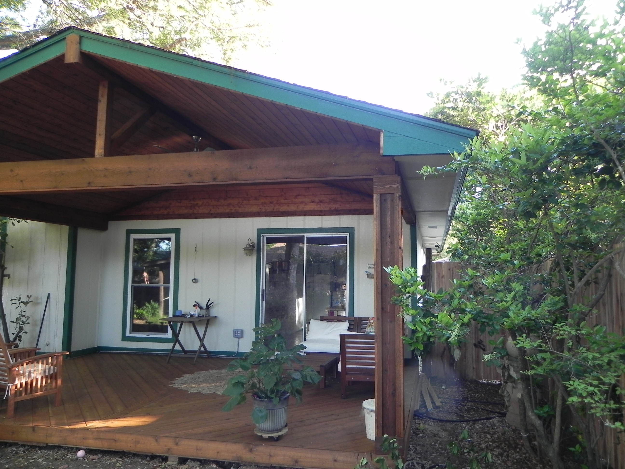Austin Covered Patio Builder
