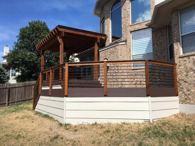 SW Austin deck builder
