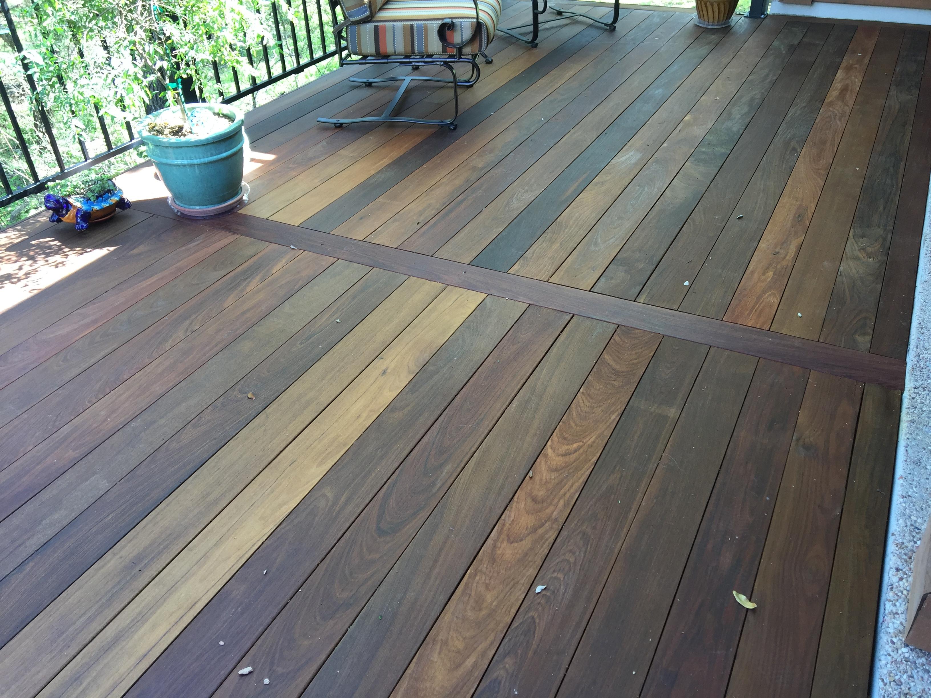 Austin decks pergolas covered patios porches more for Ipe decking