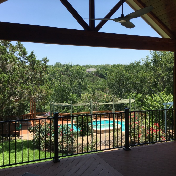 Austin Ultimate Outdoor Living Environment