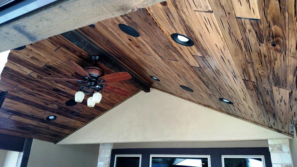 Merveilleux Austin Covered Patio Interiors