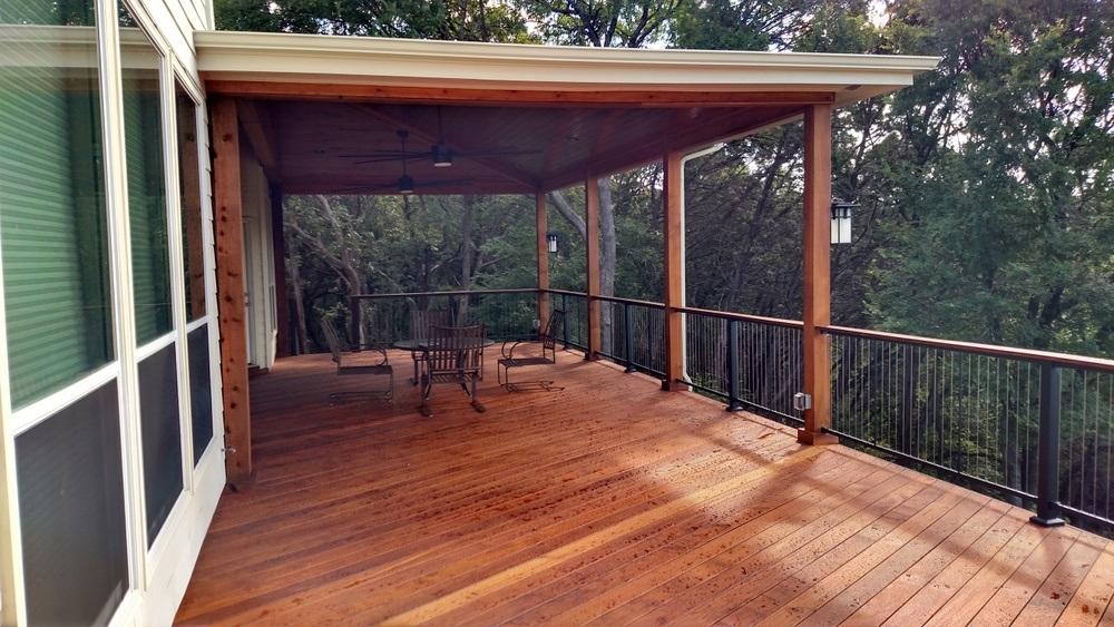 Ipe Hardwood Decking   Austin Decks, Pergolas, Covered