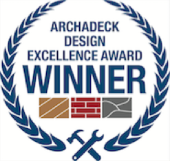Archadeck Design Award Winner