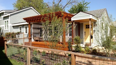 Austin Urban Deck and Pergola Designs