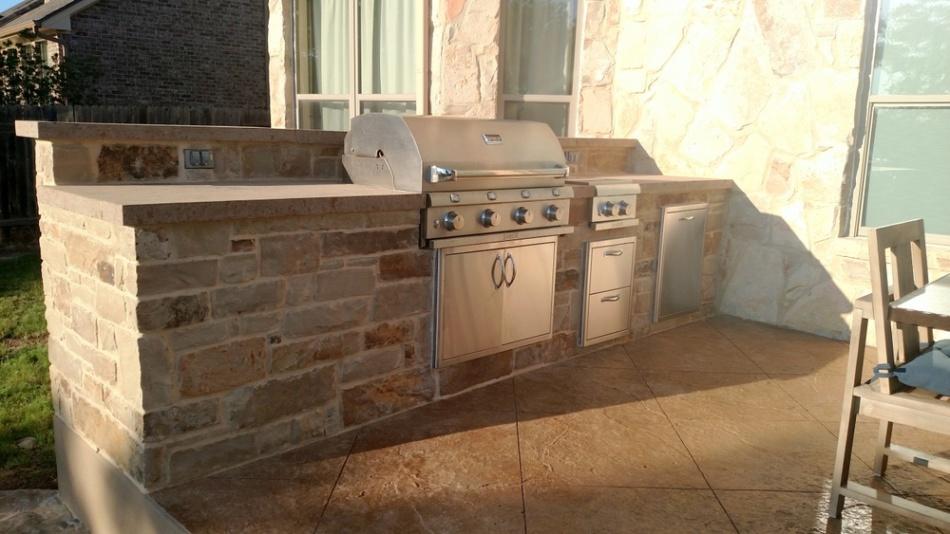 Steiner Ranch Outdoor Kitchens