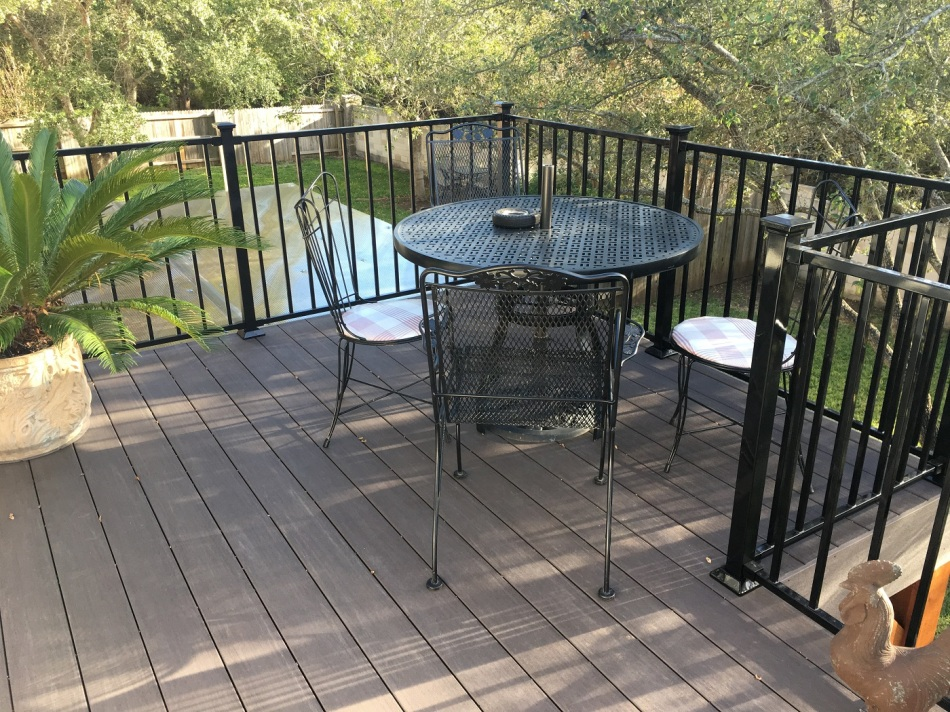Steiner Ranch Composite Deck Builders