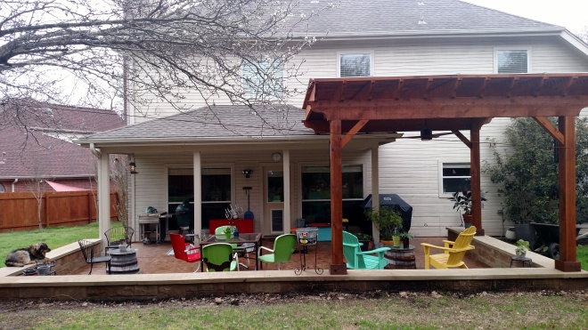 NW Austin Patio and Pergola Builders