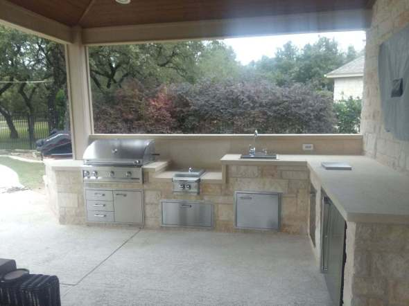 Austin Outdoor Kitchens