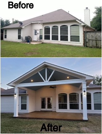 before and after in pflugerville