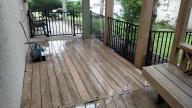 Side deck elevation