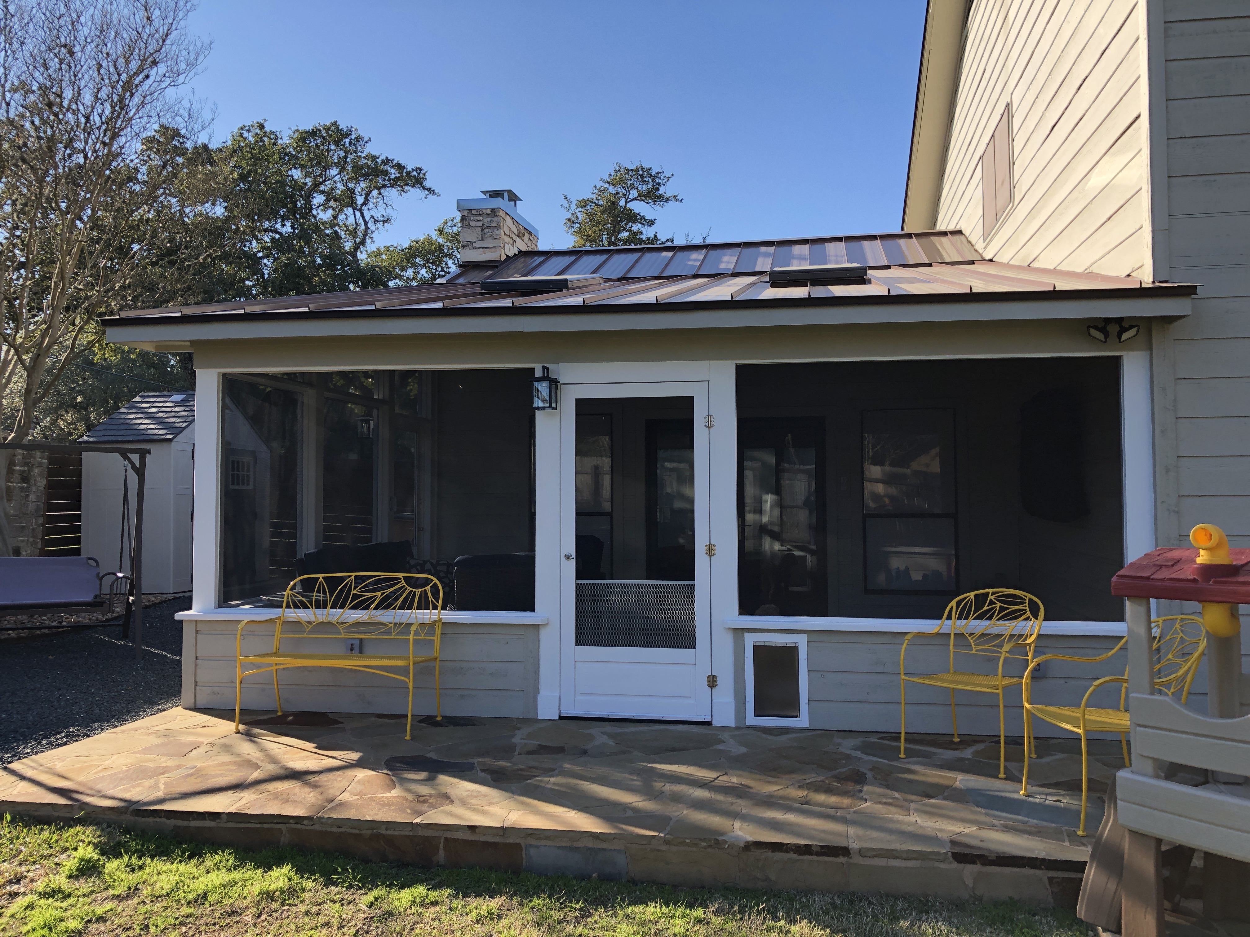Screened Porches Austin Decks Pergolas Covered Patios Porches More