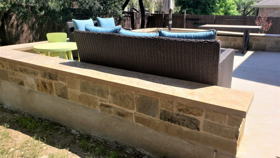 Brushy Creek patio builders