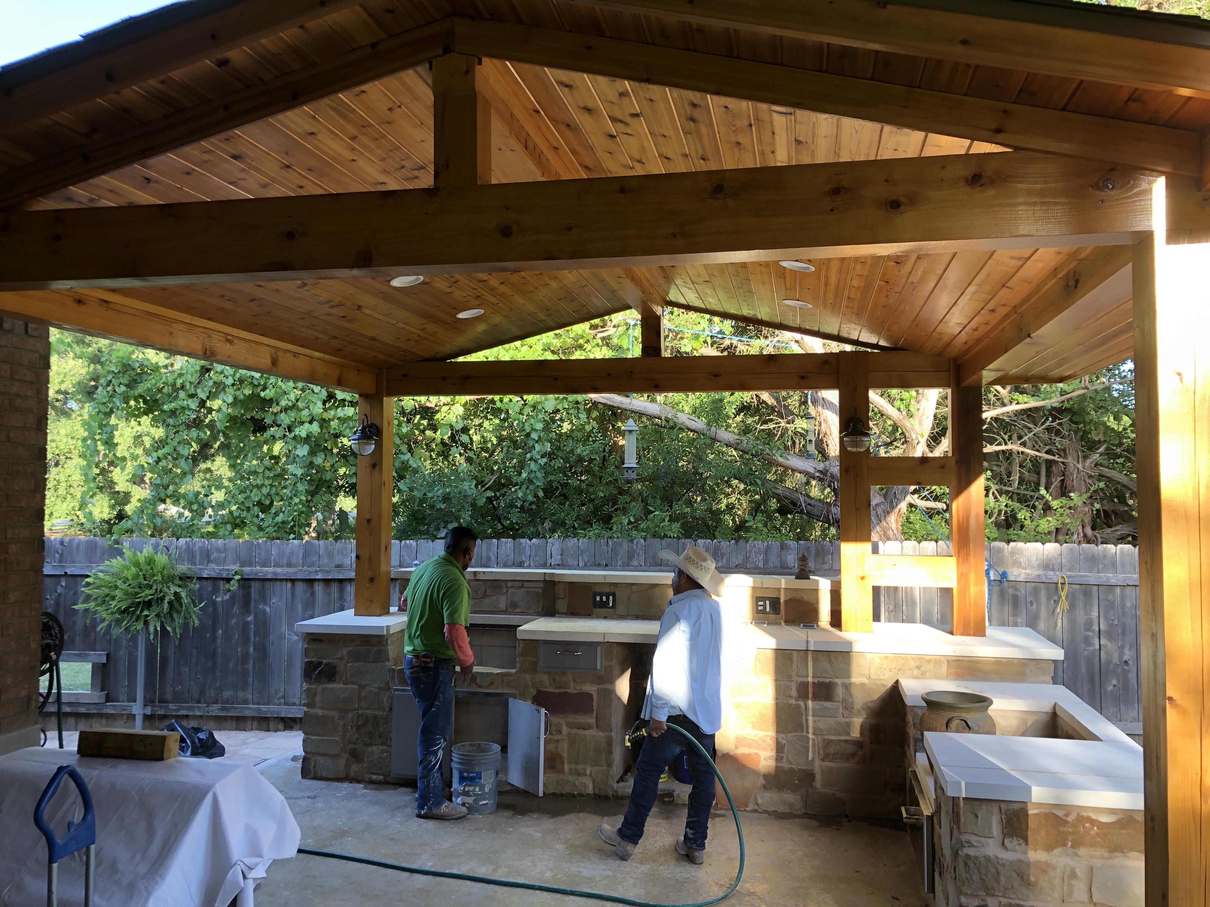 Austin Decks Pergolas Covered Patios Porches More Archadeck Of Austin