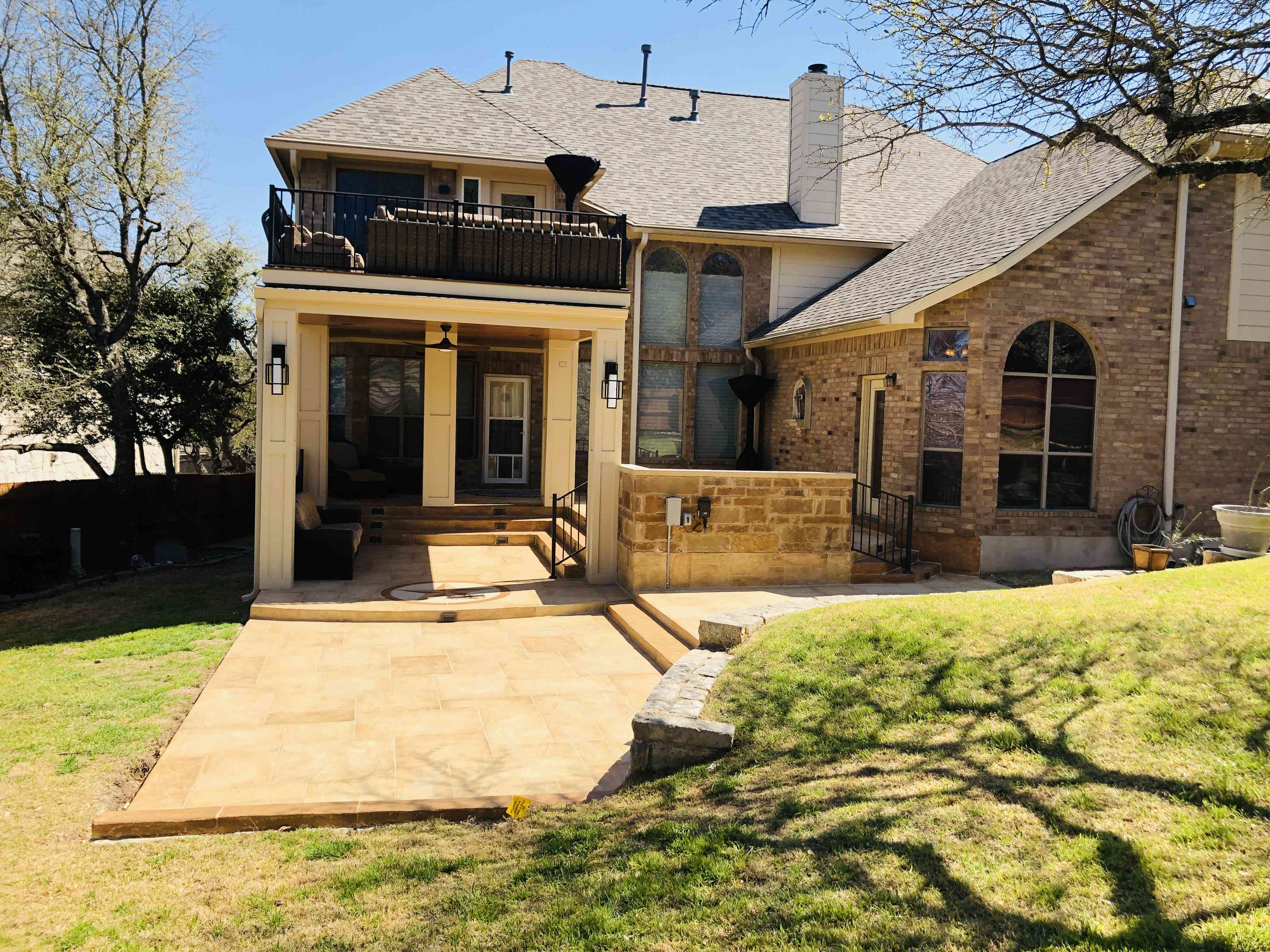 South Austin Custom Deck and Hardscapes