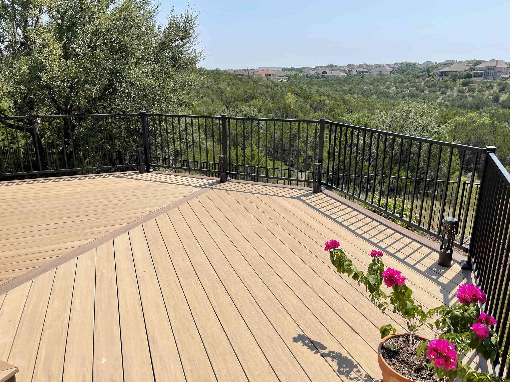 AZEK deck builders Austin TX